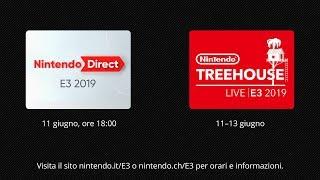 Nintendo @ E3 2019 giorno 1 - Nintendo Direct | E3 2019 e Nintendo Treehouse: Live