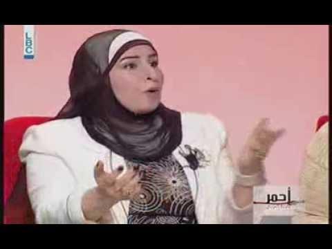 Ahmar Bel Khat Alaarid - Intissar and Rita
