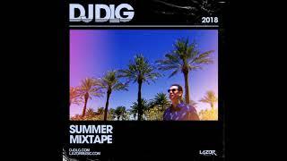 DJ DLG   Summer Mixtape   2018 [Free Download]