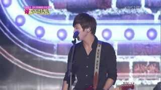 120814 CNBLUE - Hey You KBS Olympic London 2012 Festival