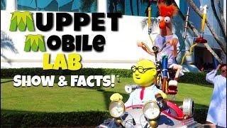 Muppet Mobile Lab Full Animatronic Show- Walt Disney World