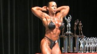 2011 NPC Florida State Bodybuilding Championship. Female Heavyweight Bodybuilder # 67