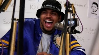 Watch Chris Brown & Tyga Interview Each Other