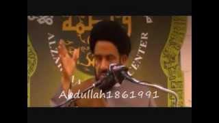 الفالي لأصحاب الوحدة:لا وحدة مع أعداء آل محمد يا ملعون