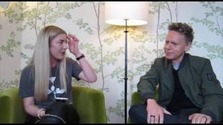 Martin Gore interview 2017