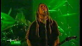 Soulfly - Oberhausen 17.05.1999 (TV) Live & Interview