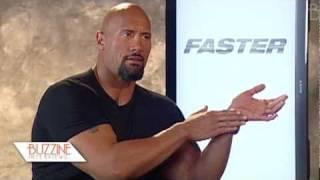 Faster: Dwayne Johnson - Buzzine Interviews... (Excerpt)