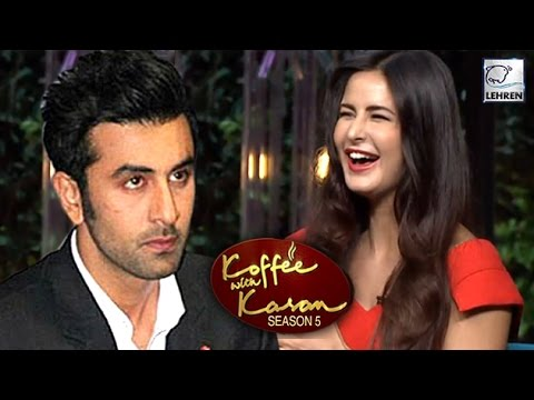 Xxx Mp4 Katrina Kaif REACTS On Ex Boyfriend Ranbir Kapoor Koffee With Karan Season 5 LehrenTV 3gp Sex