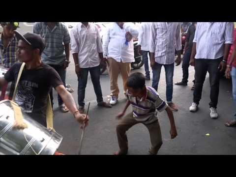 Hyderabadi Teen Maar Dance (Telangana 3 Maar Dance)