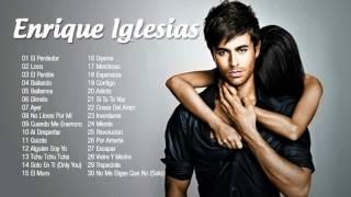 Enrique Iglesias sus mejores Exitos 2016 Mix (Lo mas Nuevo) - Spanish