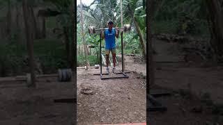 Latihan menambah jumping smash