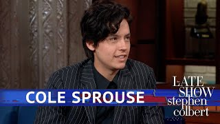Cole Sprouse Had A Childhood Crush On His