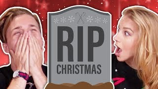 WE RUINED CHRISTMAS! (The Show w/ No Name)