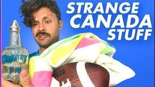 5 strange Canadian objects