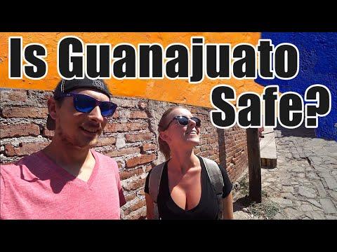 Guanajuato Mexico Is it DANGEROUS