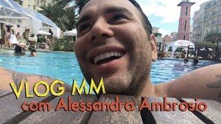 Vlog : Eu e minha best Alessandra Ambrosio l #HotelMazzafera