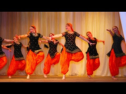 Bumbro Bumbro Indian Dance Group Mayuri Petrozavodsk Russia