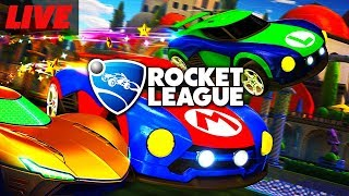 Rocket League On Switch Launch Livestream