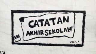 Catatan Akhir Sekolah SMA Negeri 72 Jakarta 2015