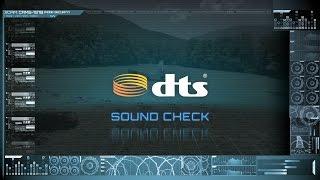 DTS HD Master Audio 7.1 Surround Sound Test with original file