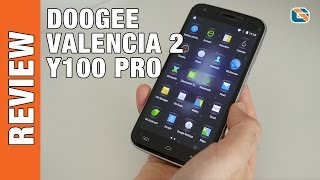 Doogee Valencia 2 Y100 Pro Smartphone Review inc Unboxing