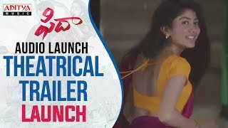 Fidaa Theatrical Trailer Launch || Fidaa Movie || Varun Tej, Sai Pallavi || Sekhar Kammula