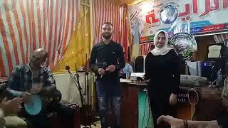 فيديو لنجم عرب ايدل. حسين محمد من حفل تكريم الفنانه ميرام