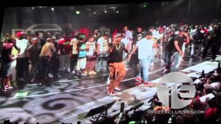 50 Cent Reunites G-Unit & Fabolous at Summer Jam 2014 (Crowd Goes Nuts)