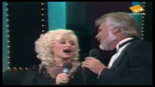 KENNY ROGERS &  DOLLY PARTON -  ISLANDS IN THE STREAM - HQ Audio