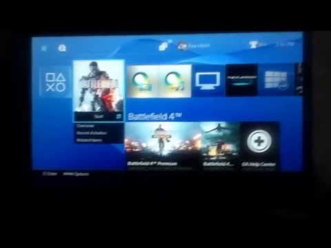 PS4 Error code CE-34878-0 cause and solution