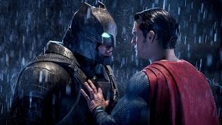 BATMAN fights SUPERMAN B vs S part 1