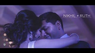 {Nikhil+Ruth} : A Beautiful Christian Wedding Highlights @ Bangalore