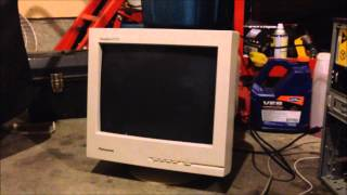 3 Free Curbside Computers and Monitor
