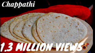 How To Make Soft Chapathi || Easy Way To Make Soft Chapati ||Veena's Curryworld ||Ep: No 57