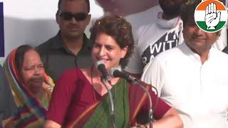 Priyanka Gandhi compares PM Modi to the jailer from 'Sholay'