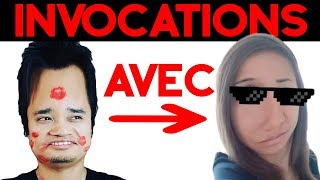 INVOCATIONS TICKETS 200M : on invoque avec MLR Tania !