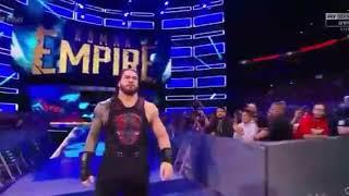 WWE Raw 20th November। Roman Reigns Vs The Miz Full Match