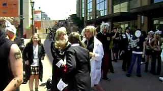 Soul Eater  Meetup Dancing