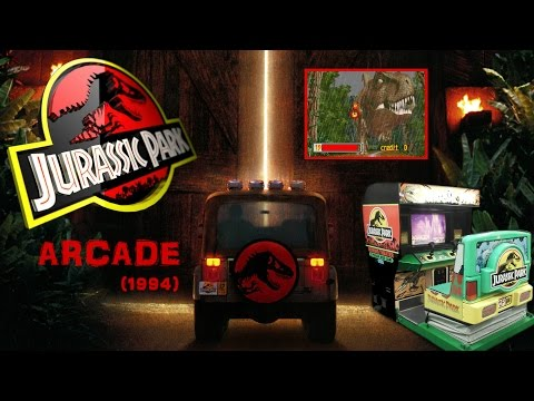 Jurassic Park ARCADE 1994