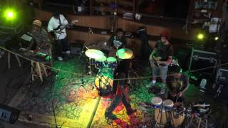 Burning Fire Reggae Band - 08.27.16 - Pete's Barn - complete show - 4K