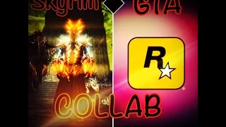 - GTA Online - Skyrim Remastered | Collaboration -