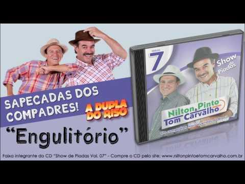 Engulitório Nilton Pinto e Tom Carvalho A Dupla do Riso
