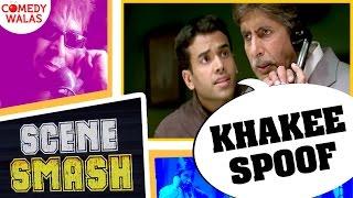 Khakee Spoof | Sodafone 899 Ka Plan Bech Raha Hai - Ft.(Amitabh Bachchan) - Scene Smash #Comedywalas