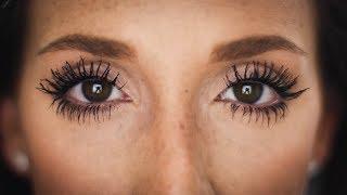 Mascara Tutorial for INSANE Lashes!   Shayna Greer