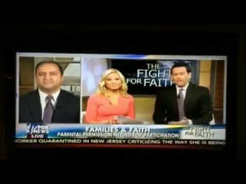 Fox & Friends Moises Esteves for Child Evangelism Fellowship