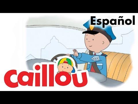 Caillou ESPAÑOL Caillou El Paciente S04E17