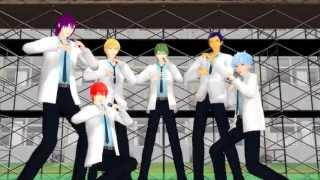 Kuroko no basket~Maji Love 1000%