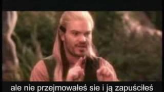 Lord of the Rings parodia Jack Black napisy pl