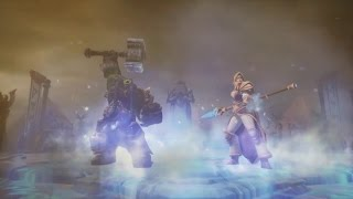 Heroes of the Storm Feature Trailer - BlizzCon 2014
