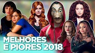 SÉRIES 2018: POLÊMICA EM BABY, CHONI MELHOR SHIPP, FIM DE SHADOWHUNTERS | Foquinha
